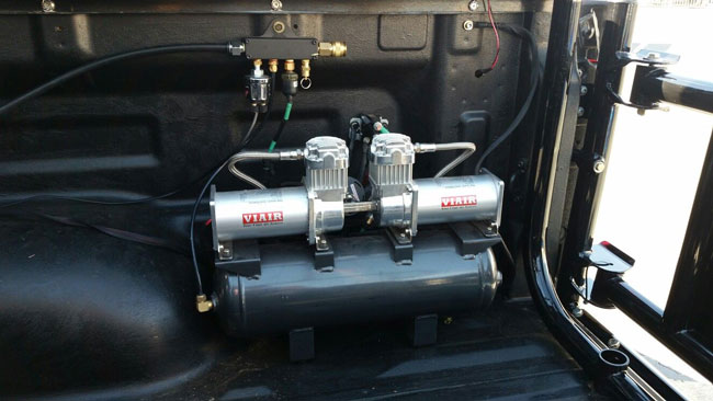 Best On Board Air Compressor for Truck