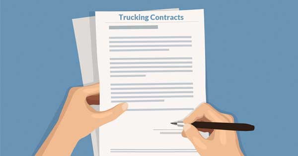 Get Trucking Contracts