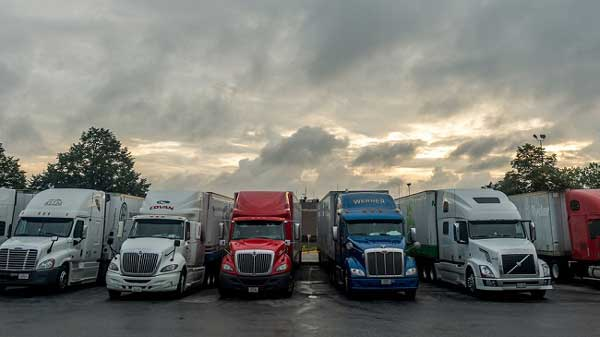 small trucking business