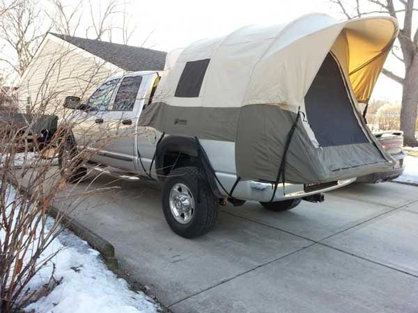 Best Truck Topper for Camping